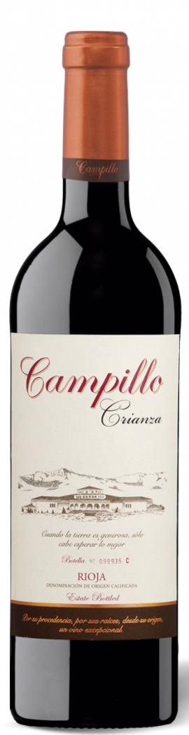Campillo Crianza 2011 (18 Botellas de 50 cl.)