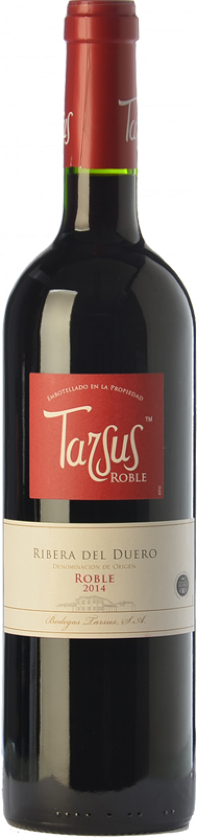 Tarsus Roble 2015