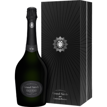 Champagne Laurent-perrier - Grand Siecle Iteration Nº24 - En Estuche Lujo