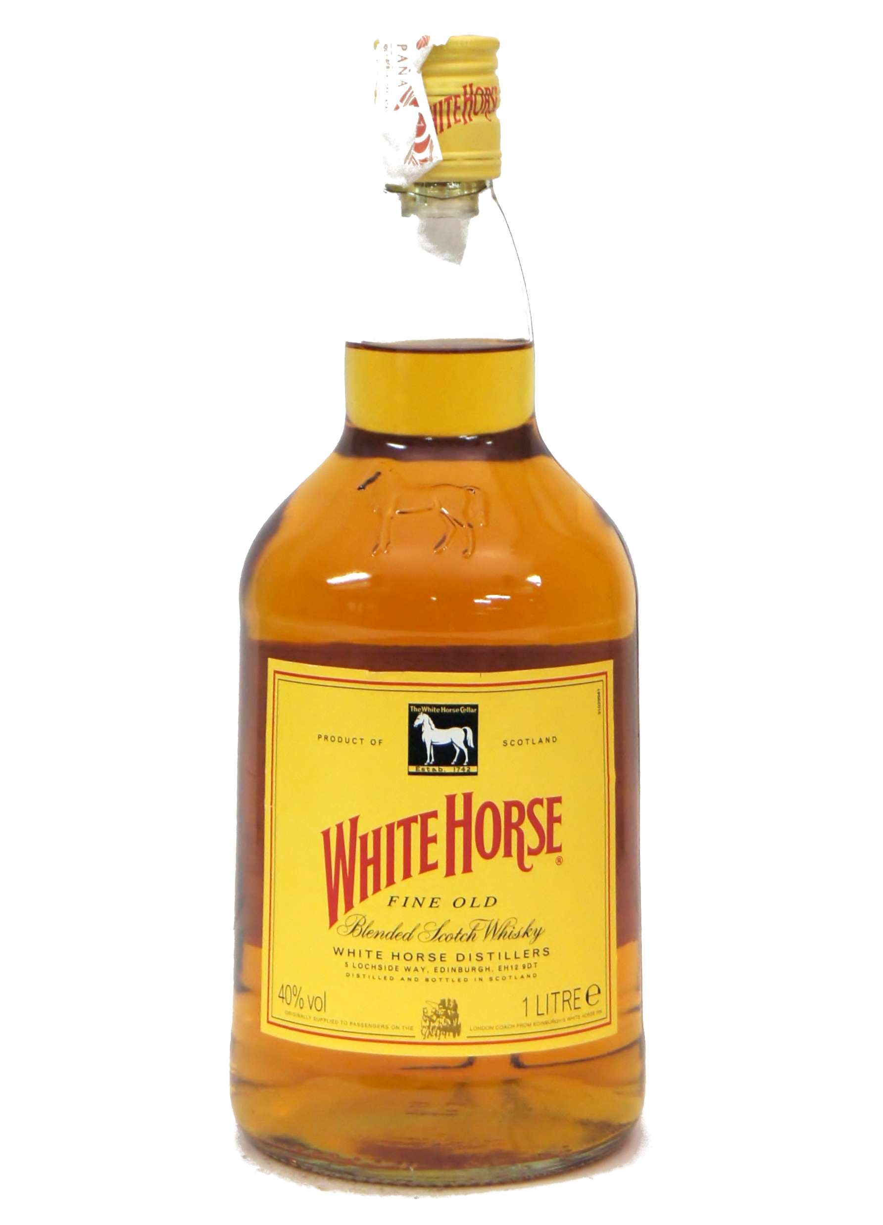 White Horse 70 CL.