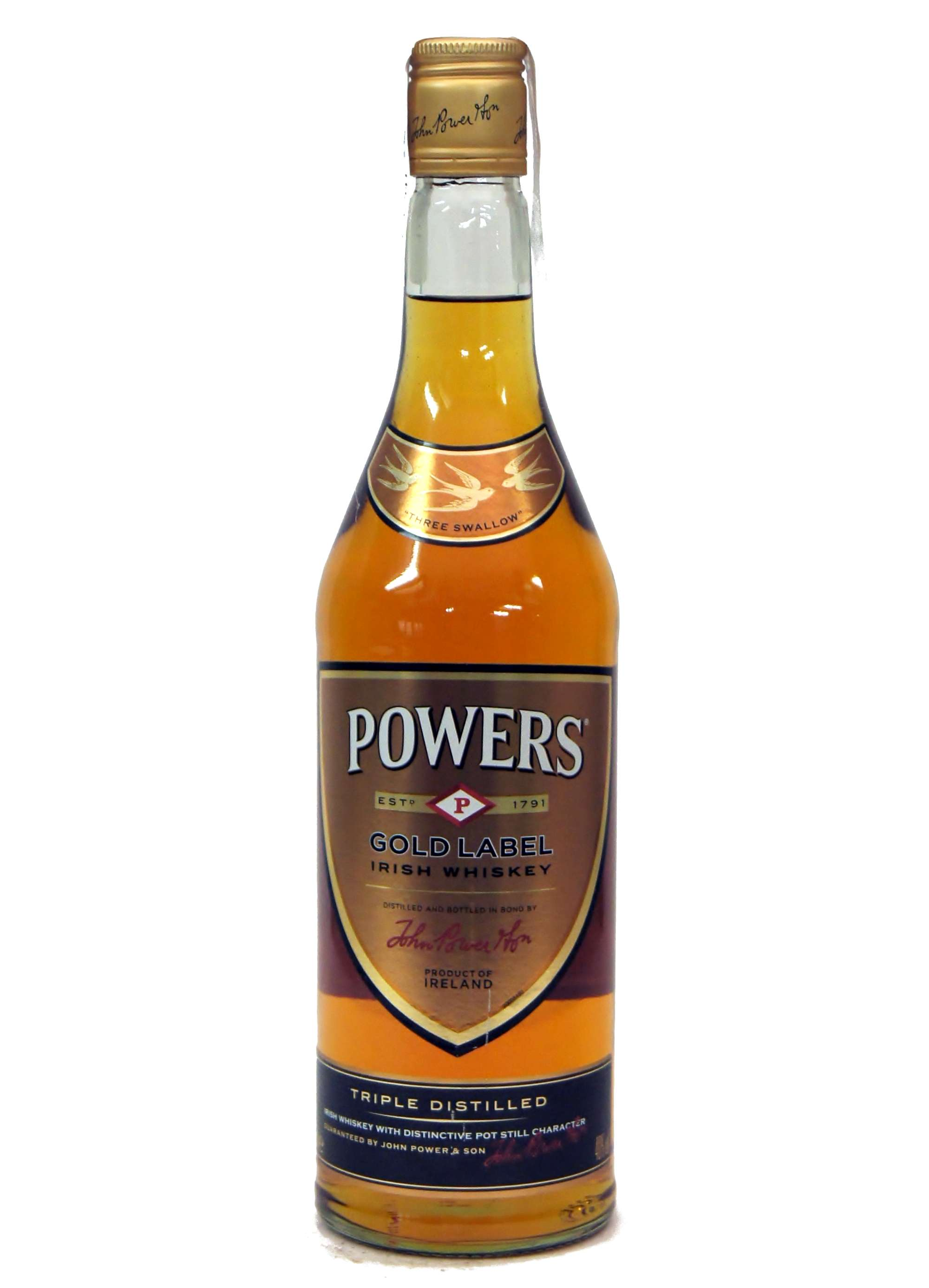Powers Gold