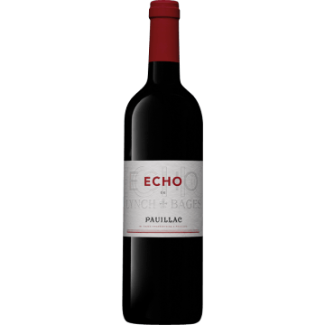 Echo De Lynch Bages 2017 - Segundo Vino De Chateau Lynch Bages