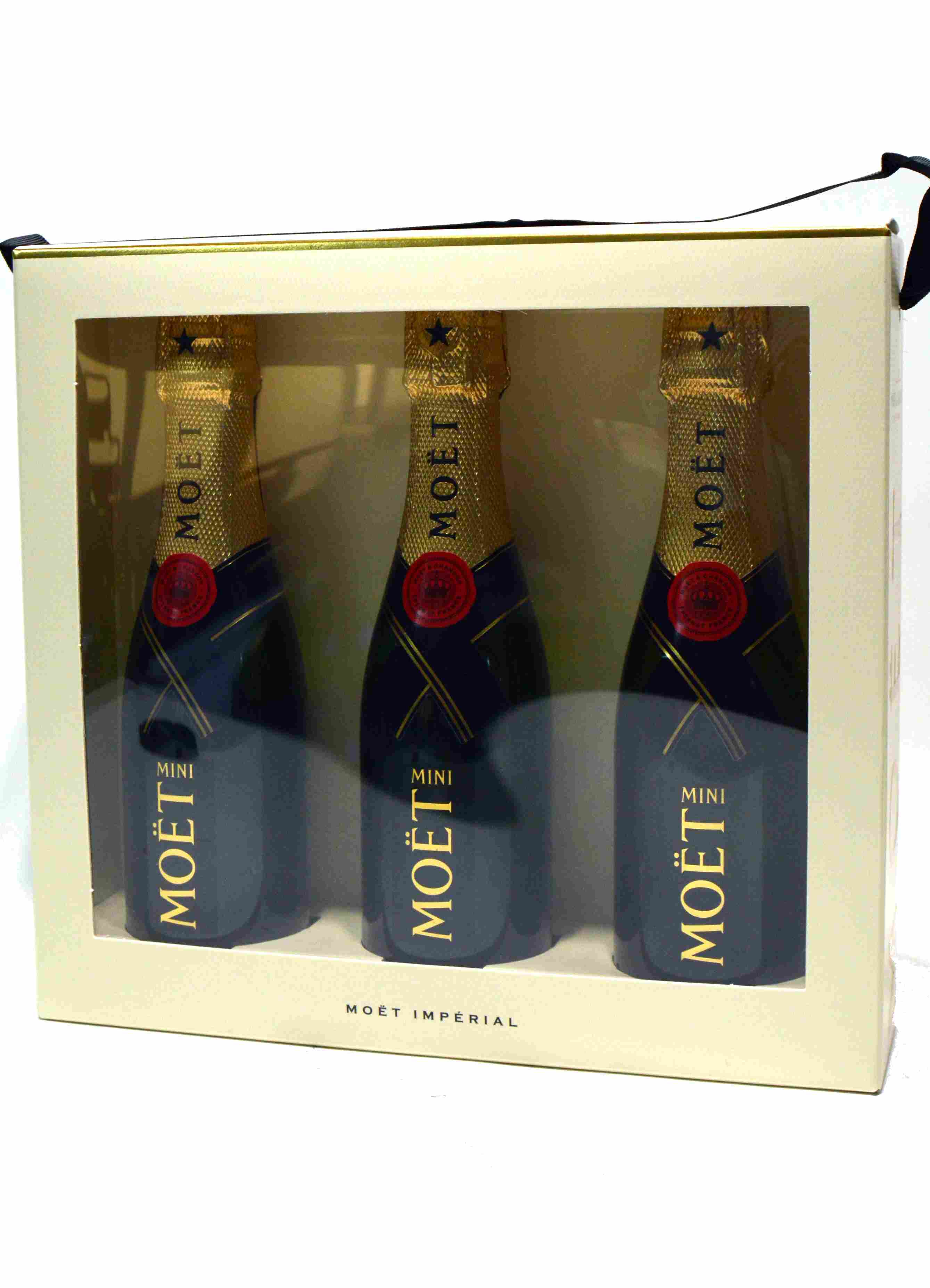Moët & Chandon Mini Estuche 3 Uds.