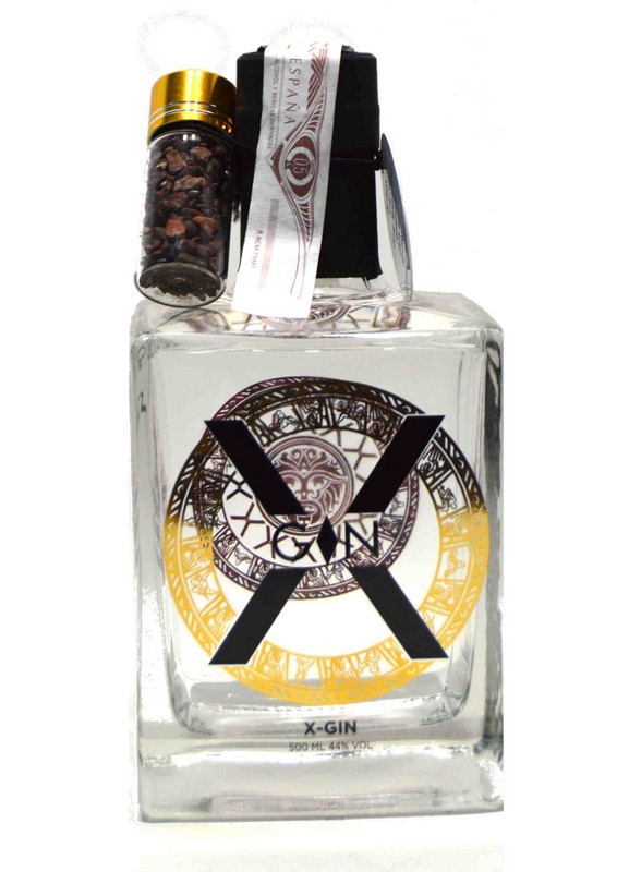 X-Gin Cocoa Based 50 Cl.