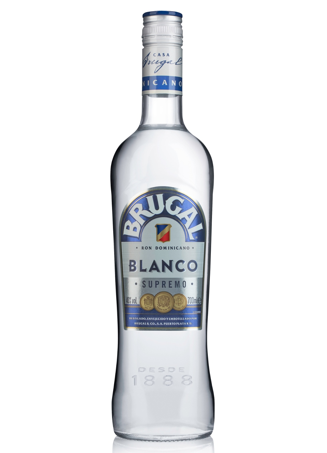 Brugal Blanco Supremo