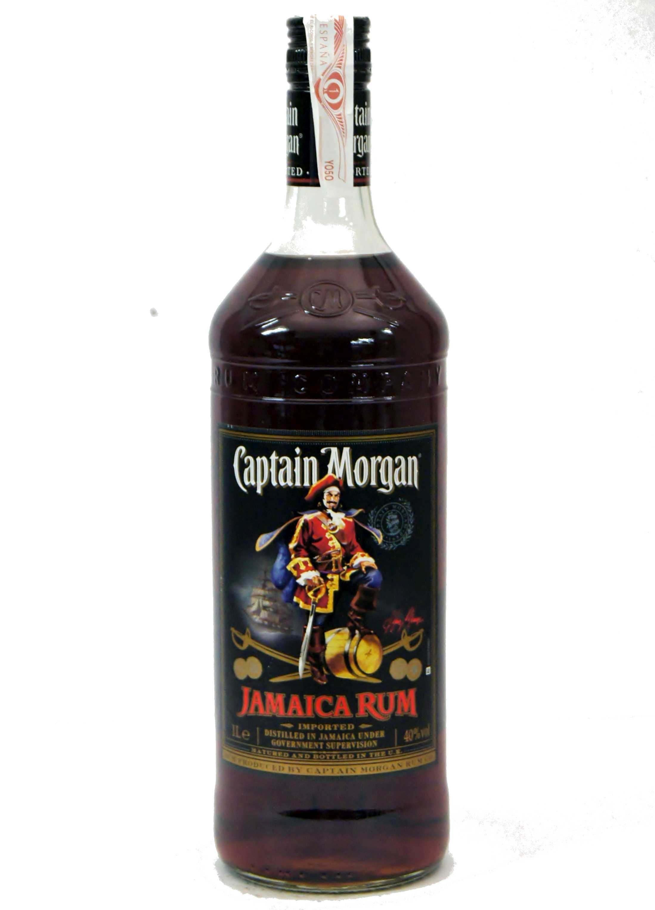 Captain Morgan Black 1.L.