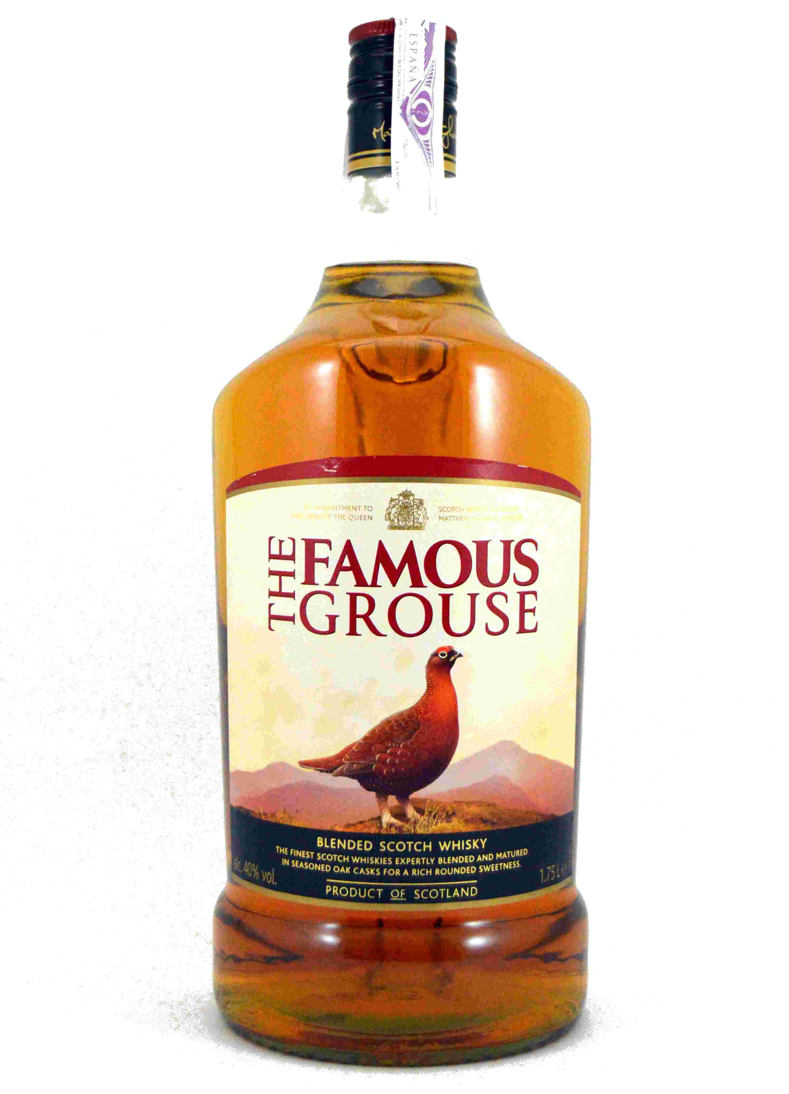 The Famous Grouse 1.75 L.