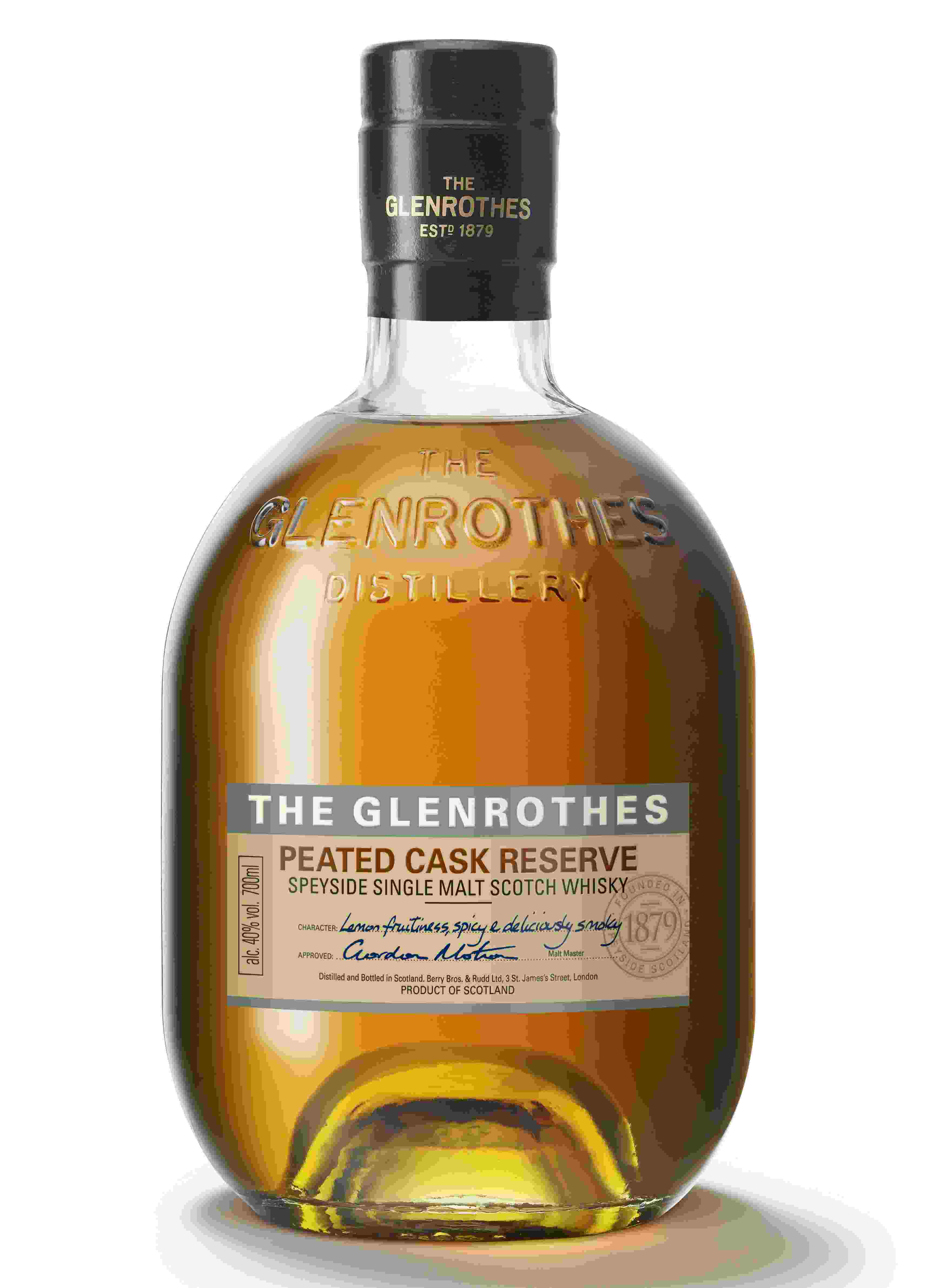 The Glenrothes Peated Cask