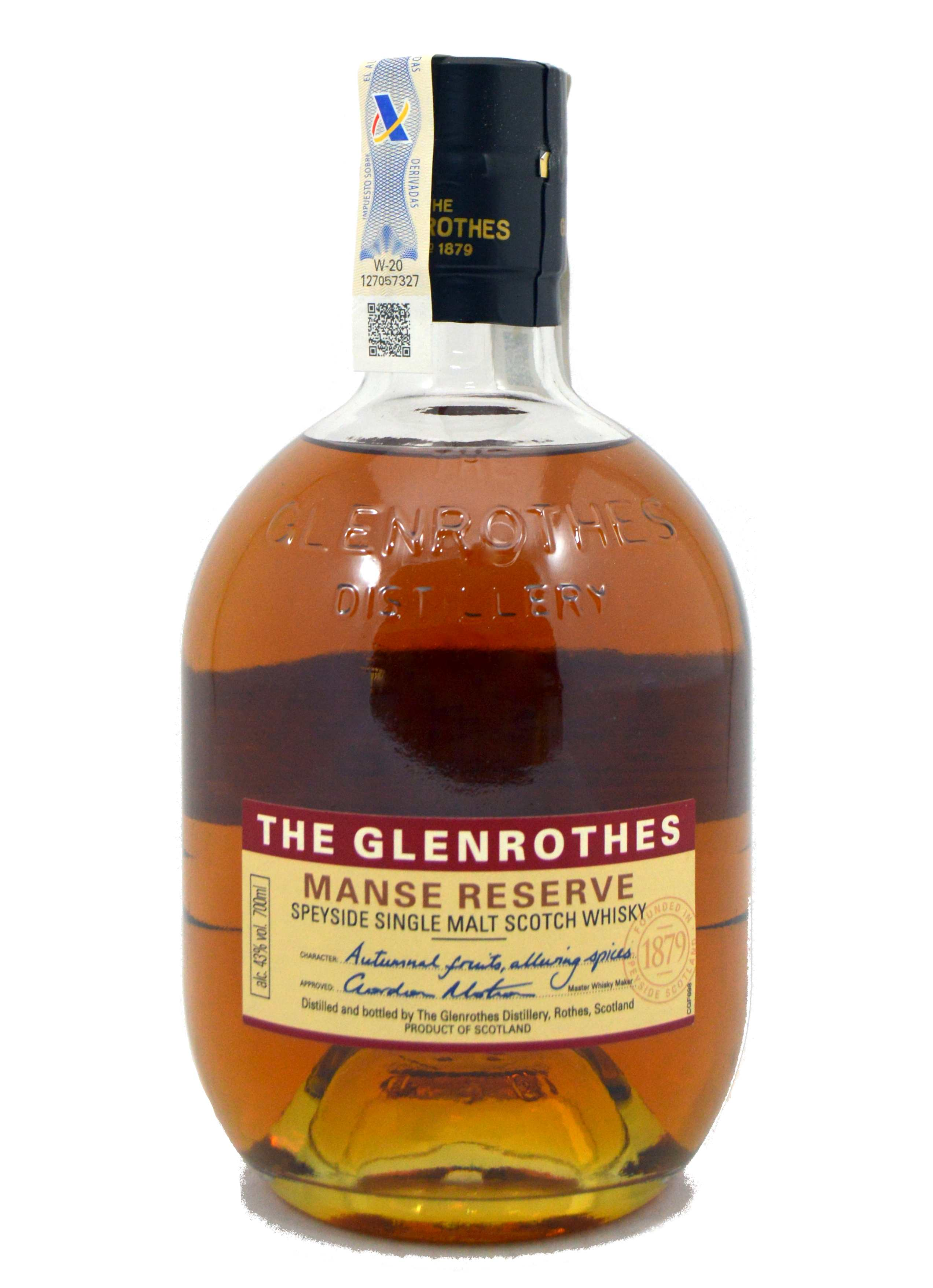 The Glenrothes Manse Reserve