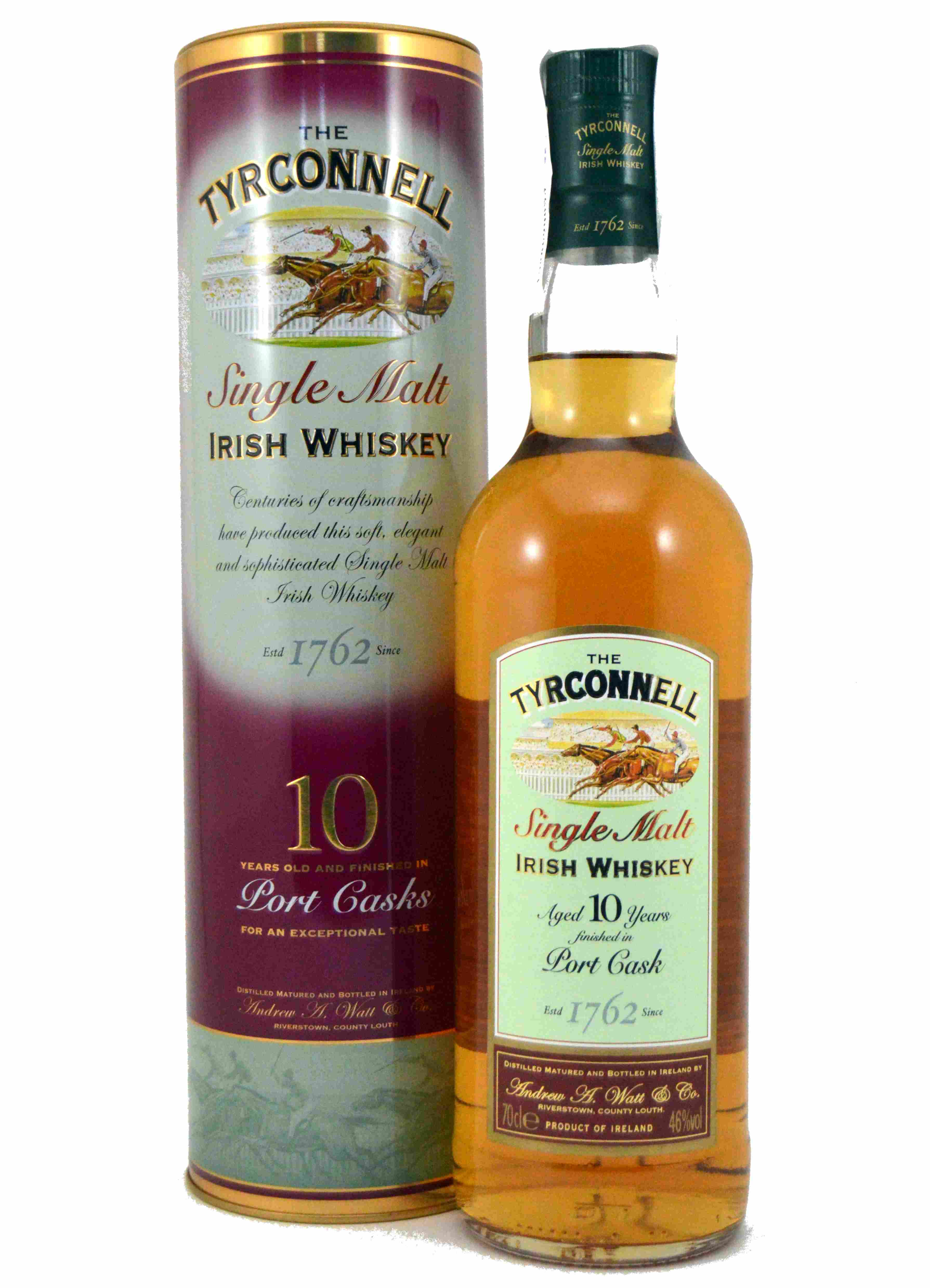 Tyrconnell Port Cask 10 Años