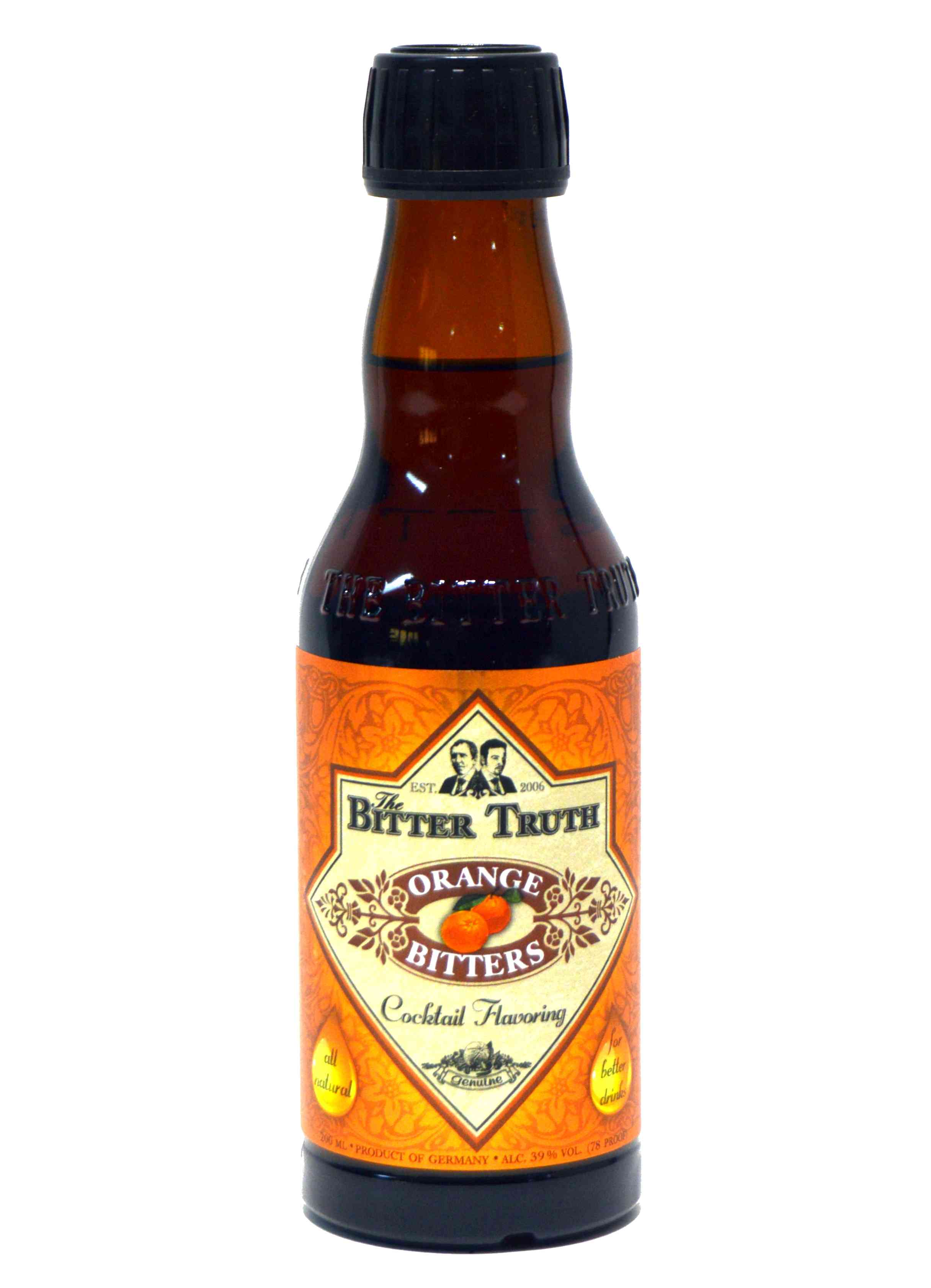 Bitter Truth Orange Aromatic 20 cl.