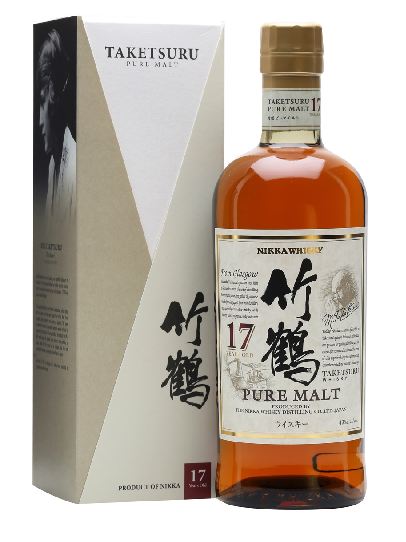 Nikka Taketsuru Pure Malt 17 Years