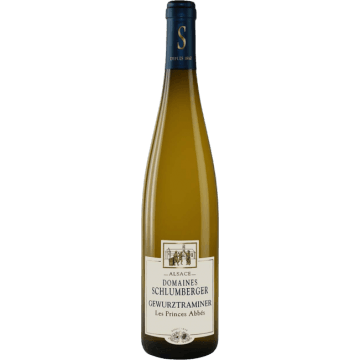 Gewurztraminer 2018 - Les Princes Abbes - Dominio Schlumberger