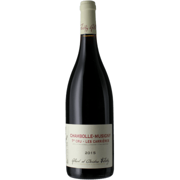 Chambolle Musigny 1er Cru Les Carrieres 2019 - Dominio Felettig