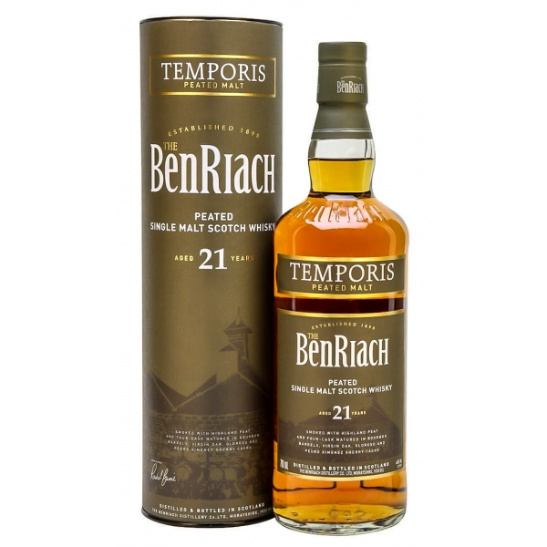 Benriach Peated Single Malt 21 Años