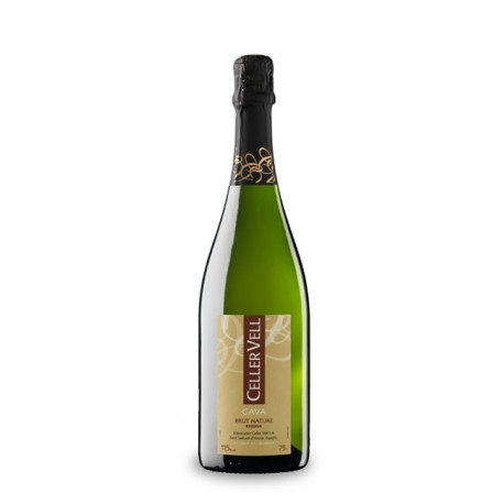 Celler Vell Brut Nature Reserva 2011