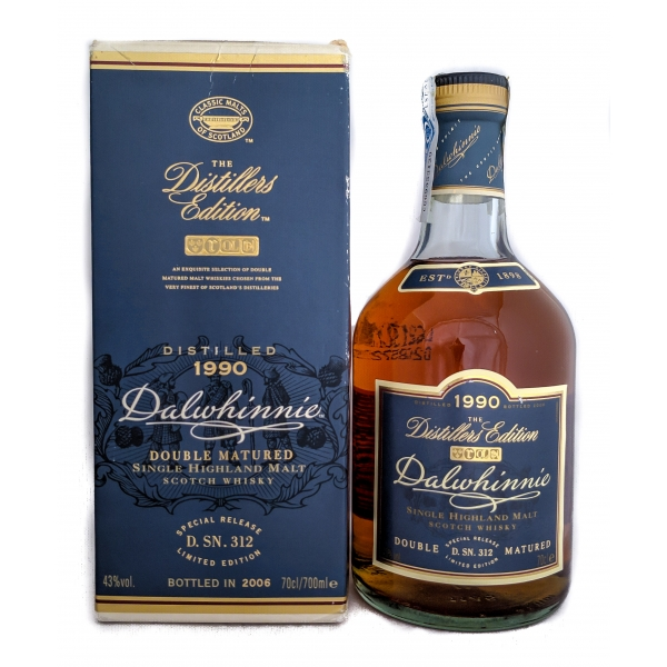Dalwhinnie The Distillers Edition 1990