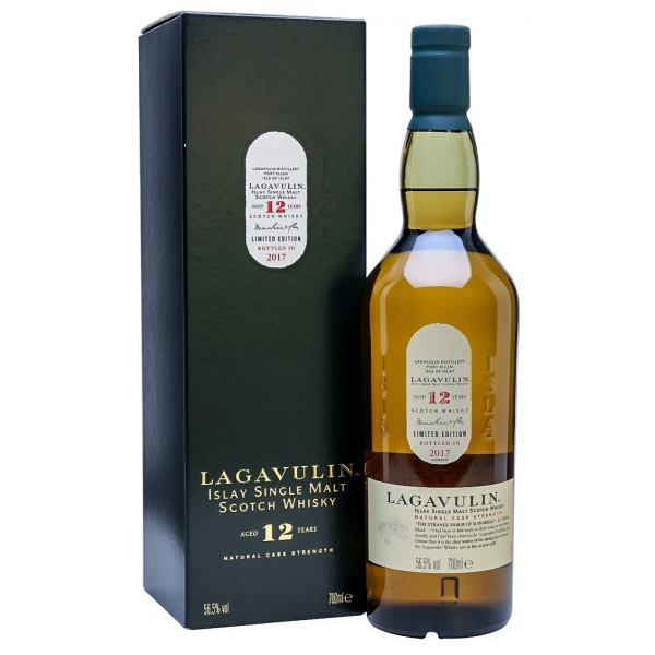 Lagavulin 12 años Limited Edition 2017 Cask Strenght