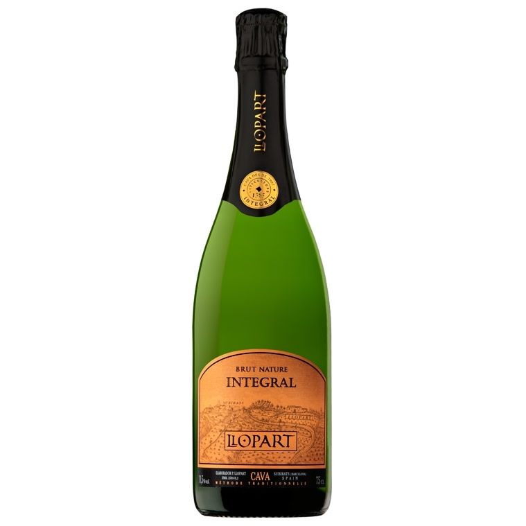 Llopart Brut Nature Integral 375ml