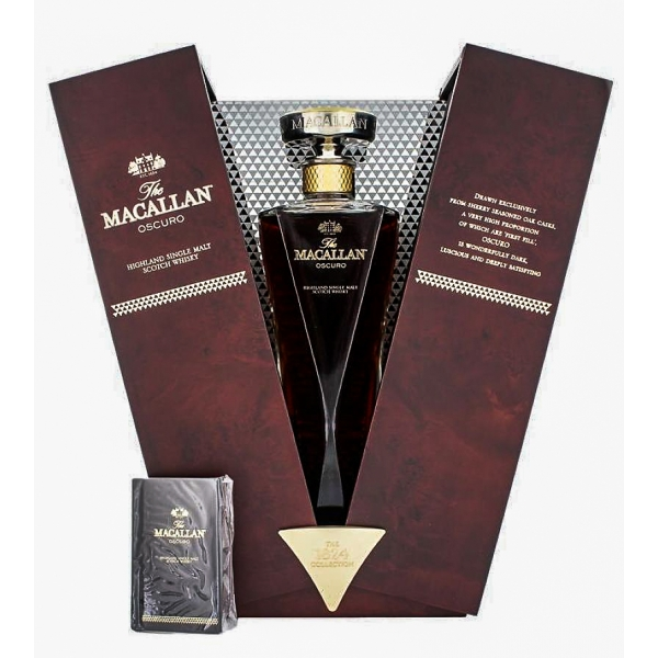 Macallan Oscuro The 1824 Collection