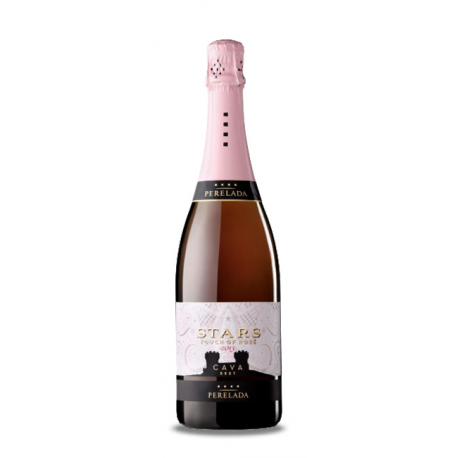 Stars Touch of Rosé Brut 2014